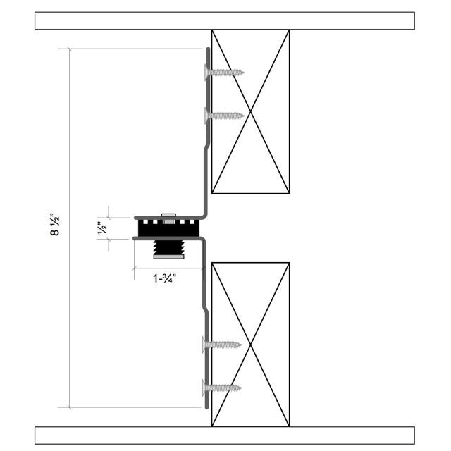 RSIC-CWB Sound Isolation Clips For Wood & Steel