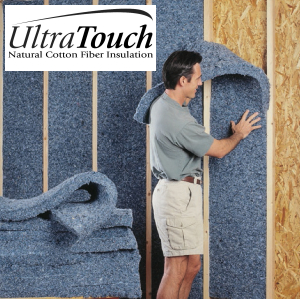 Ultratouch Denim Cotton Insulation Leed Eligible