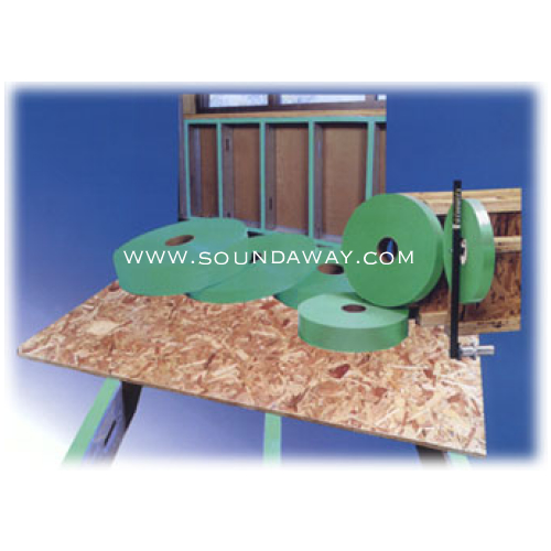 Sound Isolation joist Tape, IsoTape