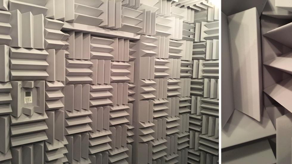 Sonex Wedge Foam Acoustic Panels Sound Absorbing Wedges
