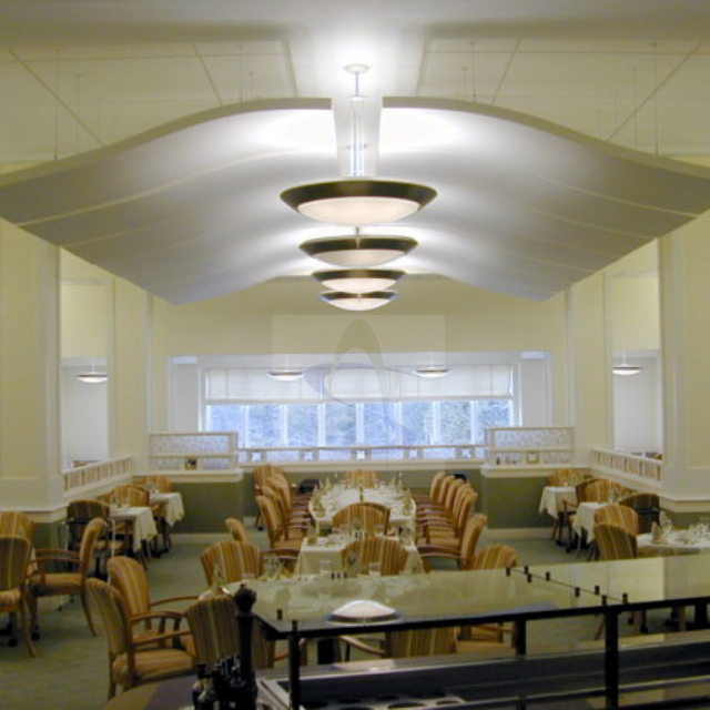 Whisperwave Acoustical Ceiling Clouds Panels